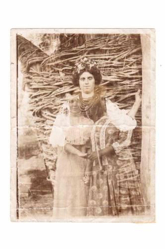 Скляга Елизавета Акимовна, Сумы 1914  год