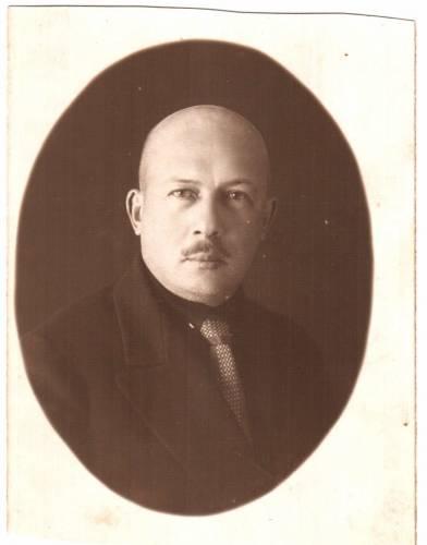 Седлецкий  Алексей Алексеевич, 1930 год