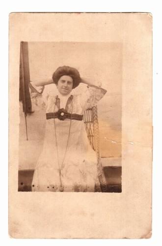 Седлецкая  Елизавета Акимовна, г. Сумы, 1914 год
